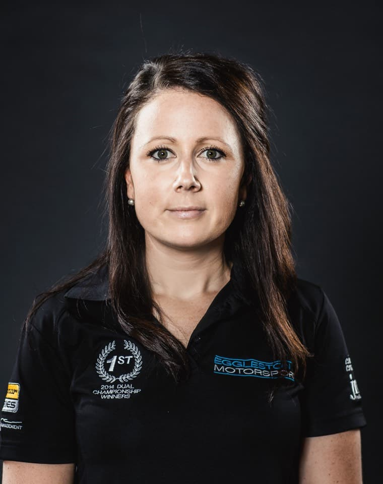 Rachael Eggleston - Team Owner & Team Manager